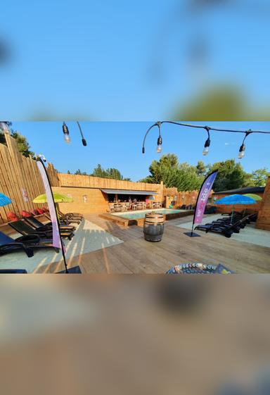 affiche Pool Party (Mahoa Beach)