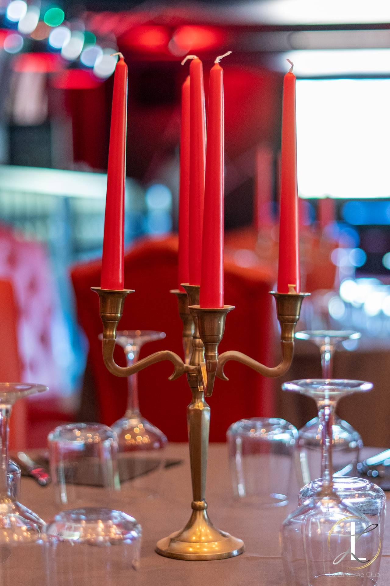 Lanterne Club Aix Restaurant
