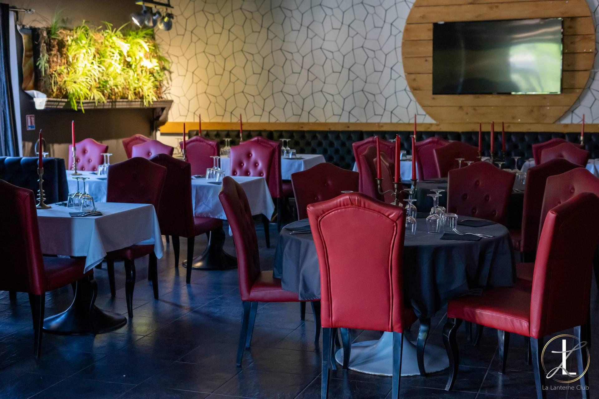 Lanterne Club Aix Restaurant coquin