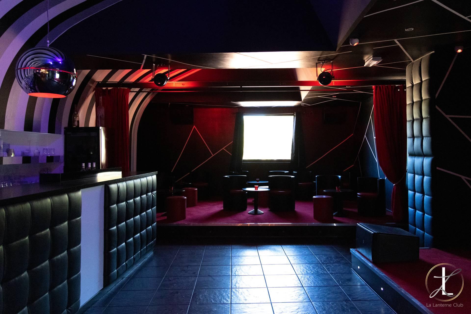 Lanterne Club Aix Restaurant sexe